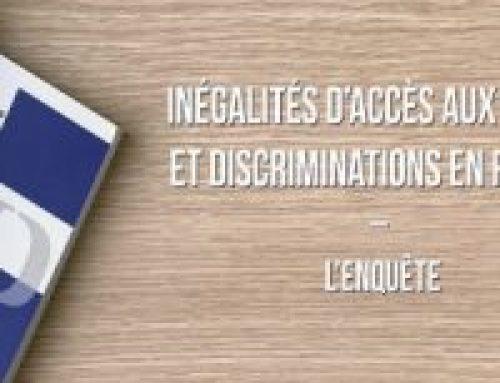 Inégalités d'accès aux droits et discriminations en France. Les analyses du Défenseur des droits