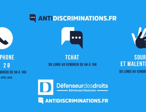 Lancement de la plateforme nationale Anti Discriminations